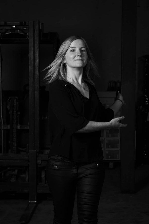 Alexandra, vigneron représenté par Madivin